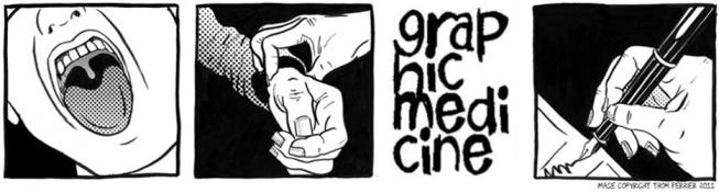 Inspiration: Graphic Medicine